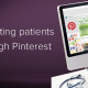 patient education with Pinterest