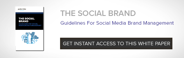 The Social Brand - Download White Paper
