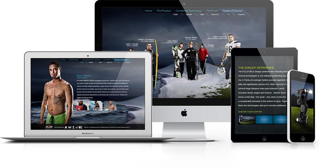 DJO Global website